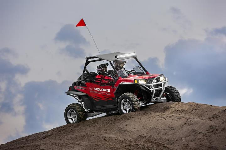 Motorsports Come visit our booth Rally on the Rocks and check out the fully accessorized Jagged X RZR XP 900, RANGER XP 900, SCRAMBLER 850, and more. 