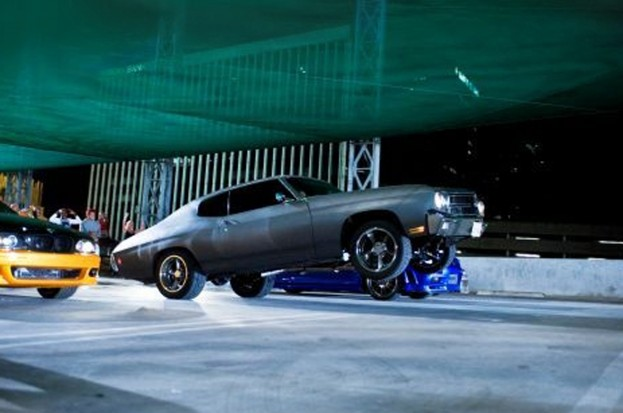 "Auto and Cycle Top 10 Cars From ""The Fast and the Furious"" Movies.  Article by Erick Ayapana posted May 20, 2013"