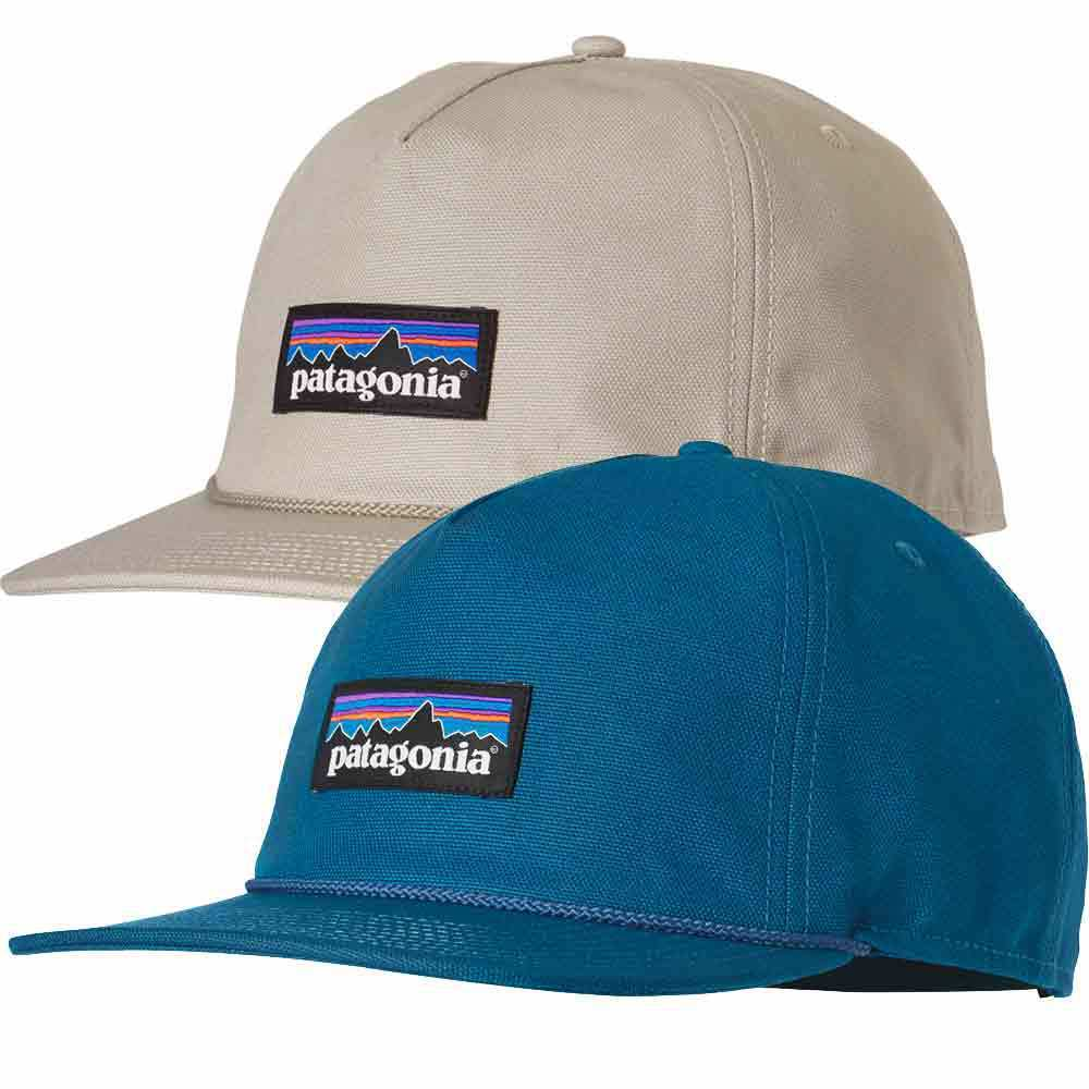 Patagonia P6 Logo Label Stand Up Hat -  35.00 - Thrill On f9ea4994431