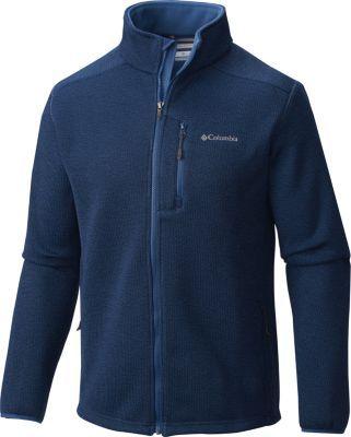 dc310ebab29 The Columbia Mens Rebel Ravine Fleece Jackets 480-gram Chunky sweater-face  fleece boosts