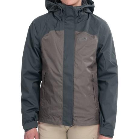 Jack Wolfskin Montero Texapore Jacket Waterproof, 3 in
