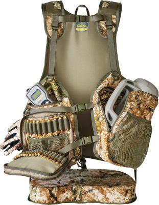 bcfdaf4a195cf Cabela's Minimalist Predator Vest - Zonz Western 'Camouflage' (ONE SIZE  FITS MOST) - $89.99. Hunting Apparel Cabelas
