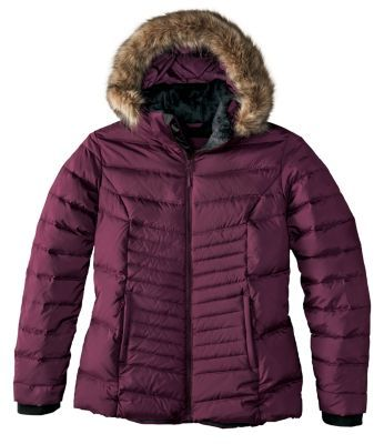 b80536501d3 Cabela's Women's Casper Range Goose-Down Jacket - Sugar Plum (Large),  Women's - $149.99