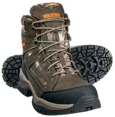 4e72526fd6a Wolverine Men s Outline 5.5 Uninsulated Hunting Boots - R... - Thrill On