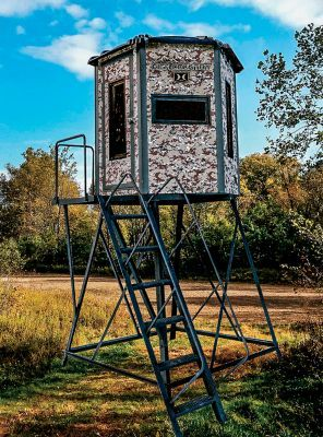 Hawk High Country Hex Vision Blind Stainless Steel 3