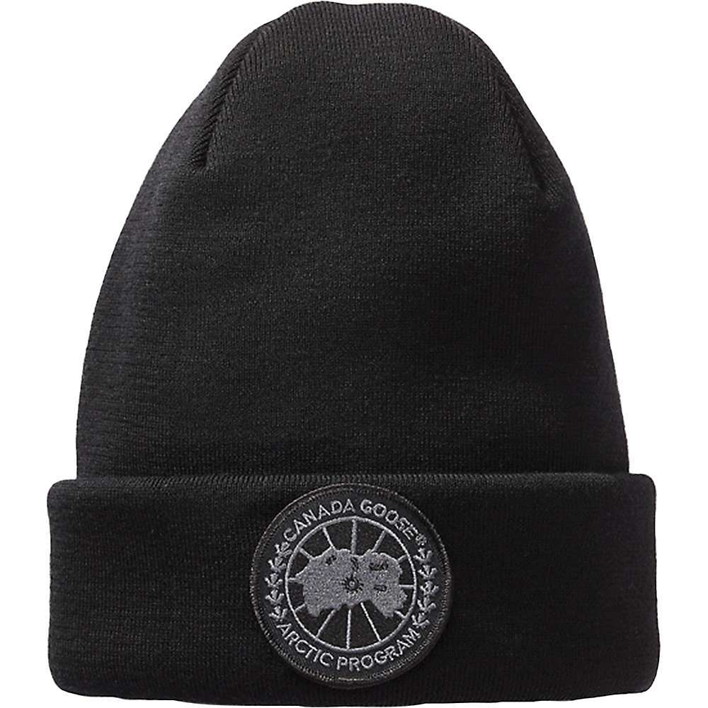 7e2fb0dd9b1 Canada Goose Men s Four Layer Toque Beanie -  250.00 - Thrill On
