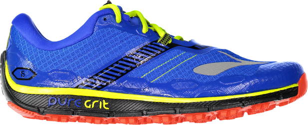 Your trail runs should feel wild and free. The Brooks PureGrit 5 trail-running shoes let you venture out on rougher terrain while still feeling light and nimble on your feet. - $83.73