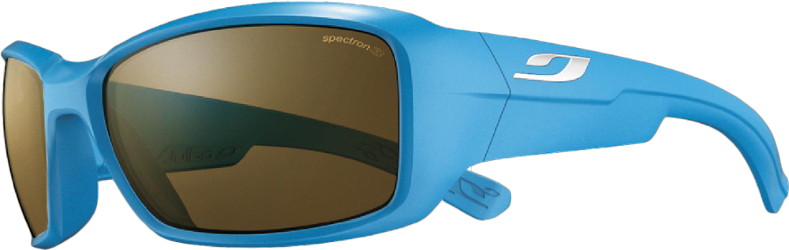 Designed to fit smaller face shapes, with curved stems and full coverage, the Julbo Whoops sunglasses gleefully take on all terrain. - $55.73