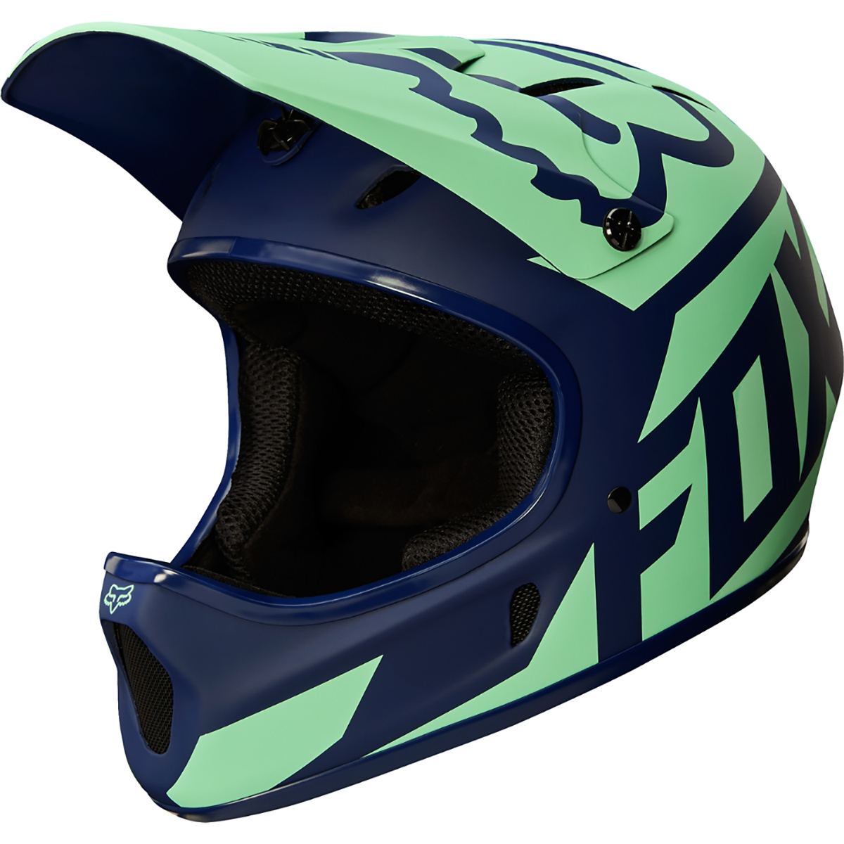 From tearing up the park to bombing downhill, the Rampage Race Full Face Helmet is ready for it all. Made with a lightweight fiberglass shell, for great protection without any unnecessary weight. Easy to remove and washable liner keep the helmet fresh for seasons to come. This helmet will give you the confidence boost you need to master the mountain and fly like a champ.Removable, washable linerFiberglass shellRiding Style: Downhill, MTBGender: UnisexSize: Large (59-60 cm)Color: Navy/Light BlueWeight: 585g (L)New - $129.95