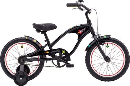 Light years ahead of your average kids' whip, the Electra Starship boys' bike comes decked out with features like Flat Foot Technology(R), which teaches minis to a adopt a natural riding position. - $299.00