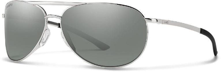 Now with ChromaPop, women's Smith Serpico 2 polarized sunglasses offer dazzling color and reliable sun protection without distortion thanks to 9x3 toric lenses that curve subtly to provide coverage. - $189.00