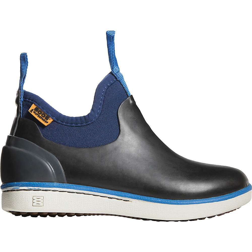Features of the Bogs Youth Riley Boot Rebound Technology in Midsole provides lasting comfort Bogs Max-Wick moves sweat away from your foot to keep you dry DuraFresh bio-Technology activates to fight unwanted odors - $59.95
