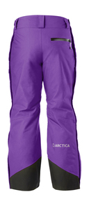 With fun colors and great protective features, the Arctica Youth Side Zip Pants are what your little ski or snowboarder needs this winter. He or she will stay warm and comfortable on the slopes as the Youth Side Zip Pants include full seam sealing, an adjustable waistband, Heat40 insulation, articulated knees and so much more.Specs:Fit: Regular Warmth: Warmer Waterproofing: Moderate Breathability: Moderate Insulation Type: Heat40 Insulation Weight: n/a - $160.00