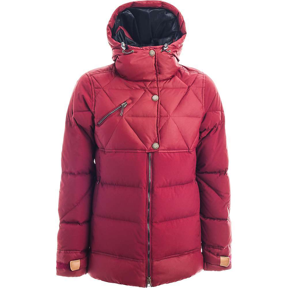 Features of the Holden Women's Sequoia Down Jacket Combining feminine style with the toughest outerwear Tech to combat the harshest weather Trackable and responsibly sourced down Japanese made 20k waterproof fabric - $318.99