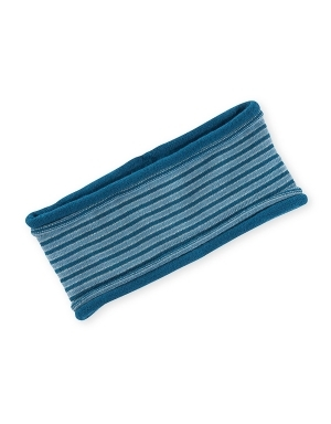 """Pistil's Nifty headband has a soft feel, and stretches for comfortable wear. The striped fabric rolls at the edges for casual style.   	 		Soft stretch fabric for comfort 	 		Stripes, rolled edges for style"""""" - $26.00"