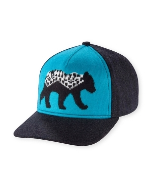 """Top off your look with the unique flair of the Pistil Ursa hat. Rich color and eye-catching design bring life to this comfortable trucker cap.   	 		Unique graphic for great look 	 		Mesh back allows ventilation"""""" - $32.00"