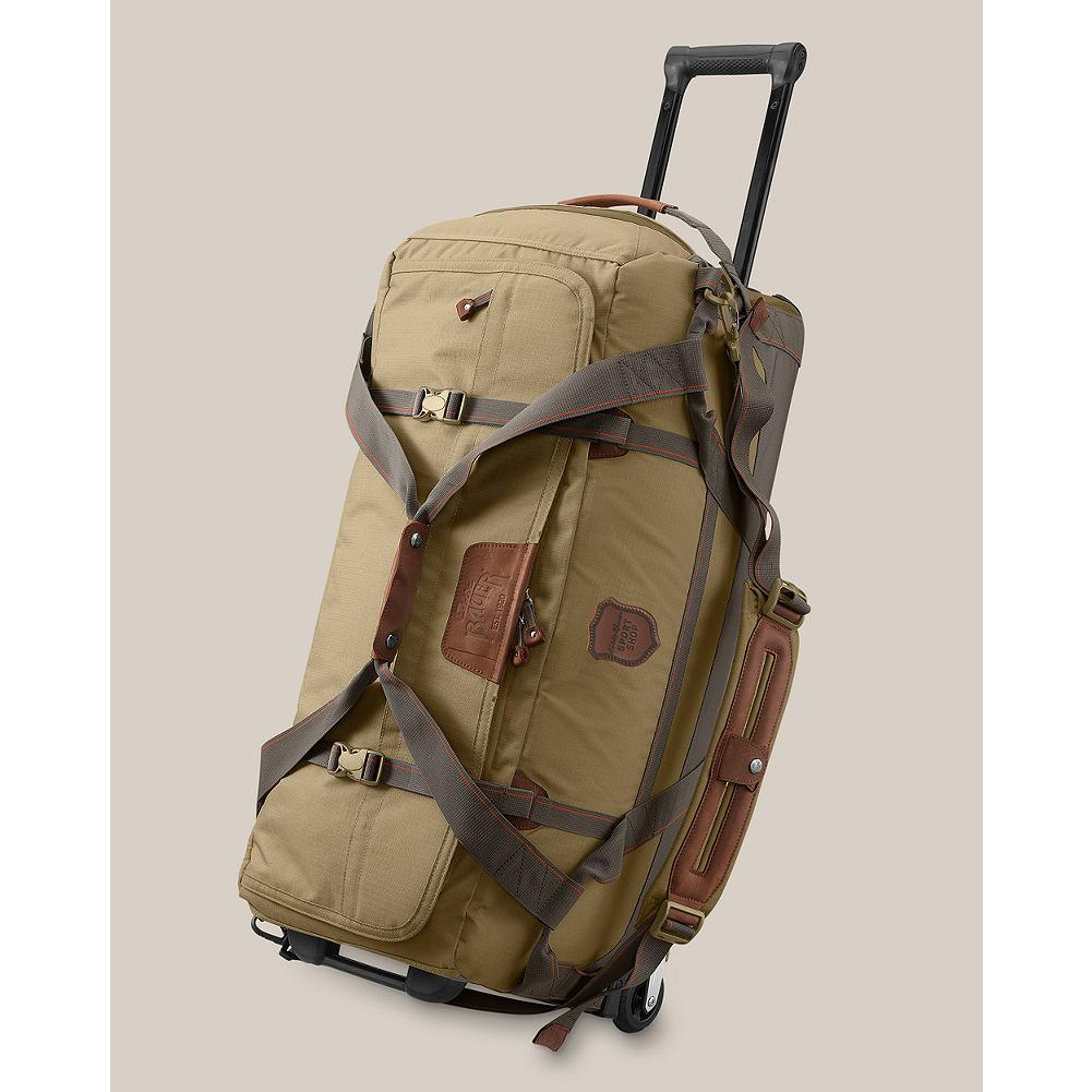 Eddie Bauer Adventurer Large Rolling Duffel Bag -  229.00 - Thrill On 5ddc43e7e84df