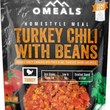 OMEALS Turkey Chili with Beans - Single Serving - $8.00