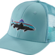 Patagonia Fitz Roy Trout Trucker Hat - $19.73