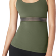 Beyond Yoga Women's Sheer Illusion Tank Top - $58.73