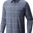 Mountain Hardwear Men's Frequenter Stripe Shirt - $51.73