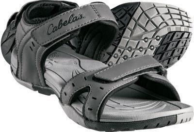 9f2e26256da6 Cabela s Women s Sandbar Sport Sandals - Grey Black (7) -... - Thrill On