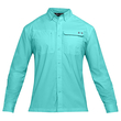 Under Armour Fish Hunter Long Sleeve Solid Mens Shirt - $70.00