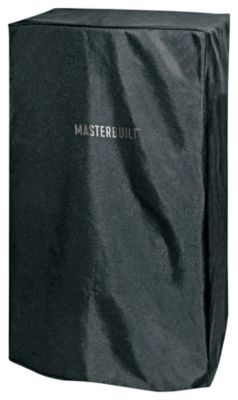 Keep your Masterbuilt Smoker protected when not in use with their 40 Electric-Smoker Cover. High-quality reinforced polyester. Imported. Type: Electric Smokers. - $44.99