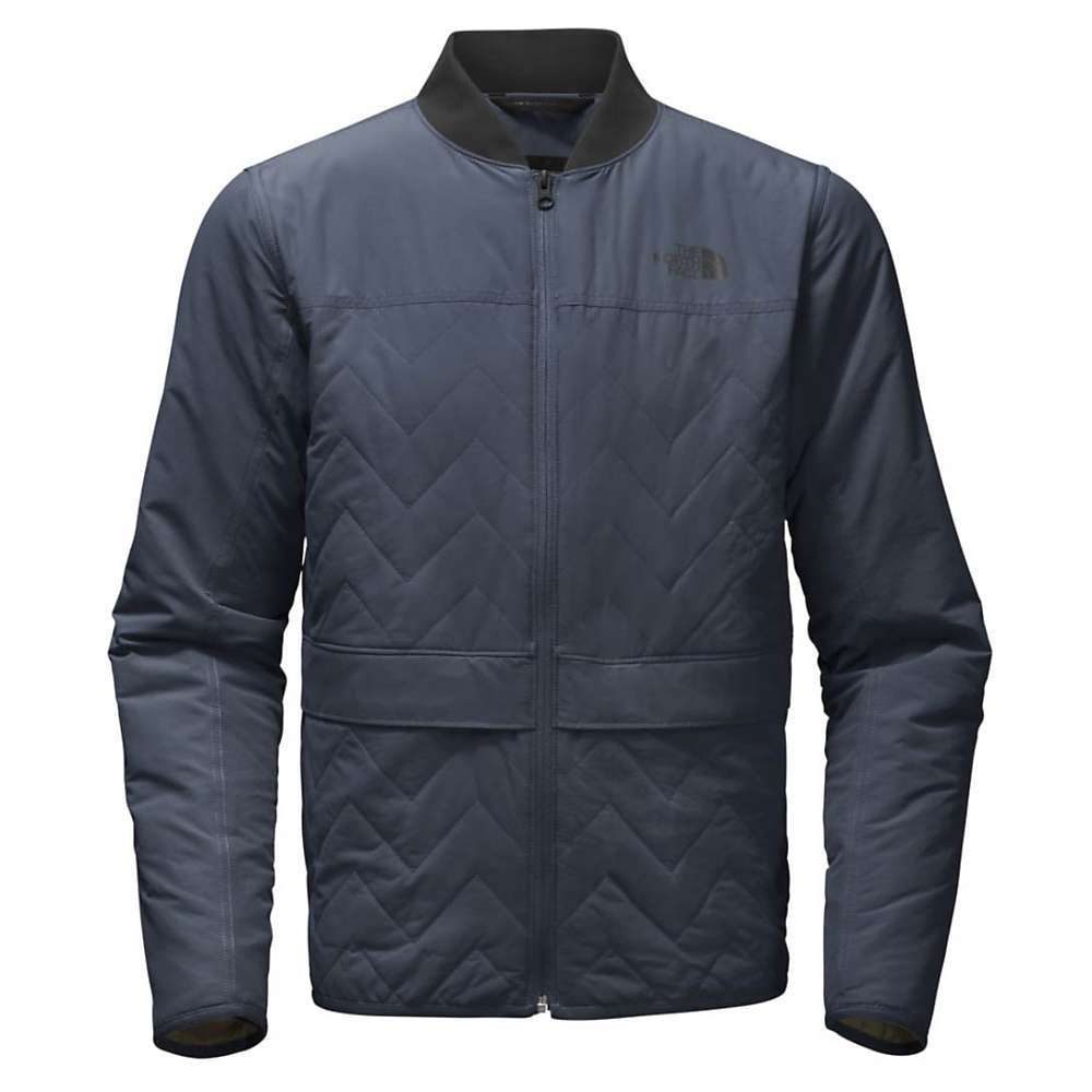 80e8ff828d0c Features of The North Face Men s Westborough Insulated Bomber  Quilt-through