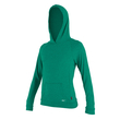 O'Neill Hybrid Long Sleeve Sun Hoodie Womens Rash Guard - $57.95