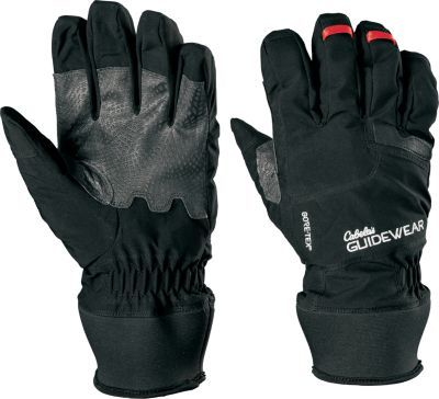 57eca280 Cabela's Guidewear Men's Extreme II Gloves - Black (2 X-L... - Thrill On