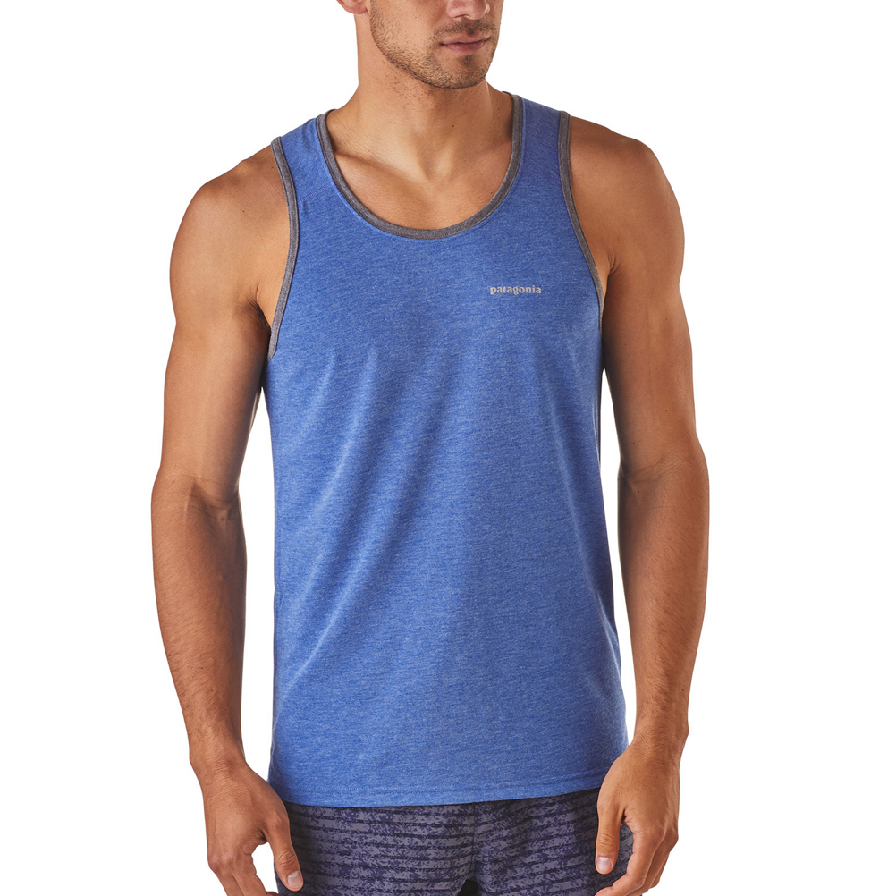 859a6ec1d56499 Patagonia Nine Trails Singlet Mens T-Shirt -  35.00 - Thrill On
