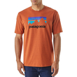 Patagonia Shop Sticker Responsibili-Tee Mens T-Shirt - $35.00