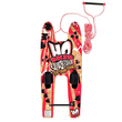 HO Sports Sure Shot Platform Trainer Junior Combo Water Skis With Bindings 2018 - $149...