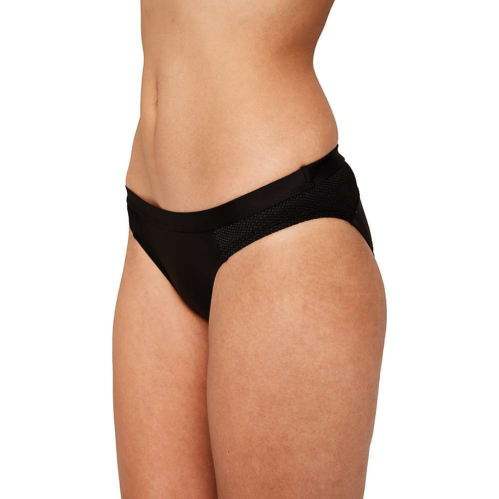 Features of the Lole Women's Mesh Caribbean Bottom Mid rise Mid seat coverage - $39.95