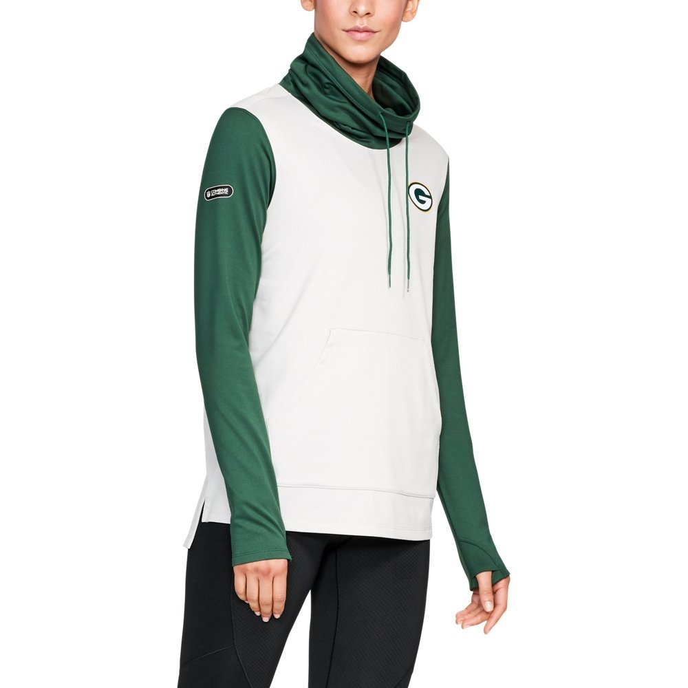 Lightweight French Terry fleece offers superior comfort & durability  Material wicks sweat & dries really fast  Oversized, slouchy funnel neck with drawcord adjust  Open hand pockets  Built-in thumbholes - $60.99