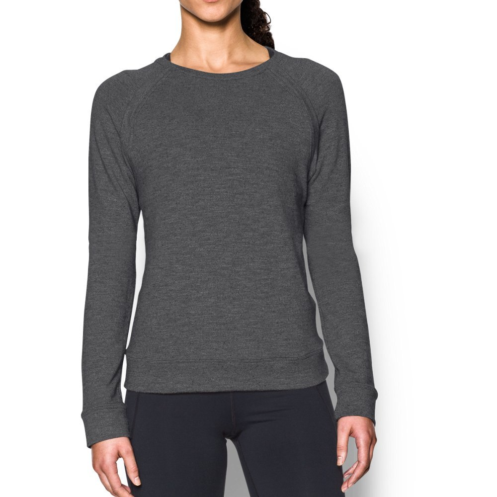Super-soft terry fabric helps circulate heat away from the body  Material wicks sweat & dries really fast  Raglan sleeves with foldover fabric detail  Classic crew neck collar - $55.99