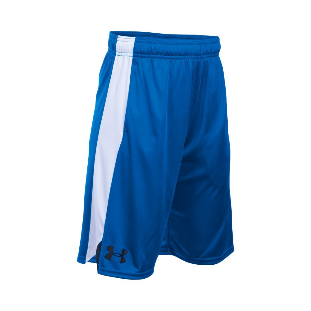 Smooth, lightweight, fast-drying fabric for superior performance  Anti-odor technology prevents the growth of odor-causing microbes  Material wicks sweat & dries really fast  Encased elastic waistband with internal dual-color drawcord  Mesh hand pockets  Inseam: 9'' - $14.99