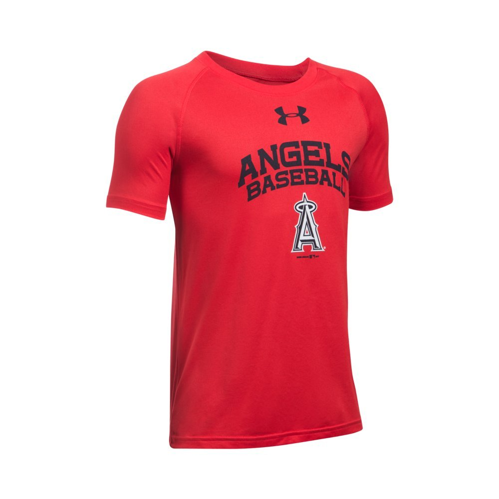 UA Tech(TM) fabric is quick-drying, ultra-soft & has a more natural feel  Material wicks sweat & dries really fast  Anti-odor technology prevents the growth of odor-causing microbes - $17.99