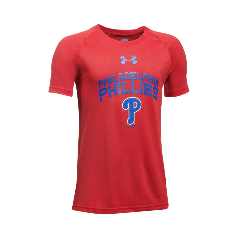 UA Tech(TM) fabric is quick-drying, ultra-soft & has a more natural feel  Material wicks sweat & dries really fast  Anti-odor technology prevents the growth of odor-causing microbes - $18.99
