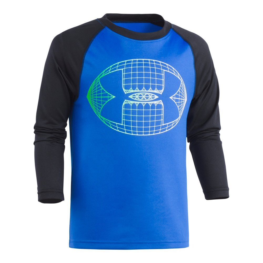UA Tech(TM) fabric is quick-drying, ultra-soft & has a more natural feel  Material wicks sweat & dries really fast  Anti-odor technology prevents the growth of odor-causing microbes  Raglan sleeves - $22.99