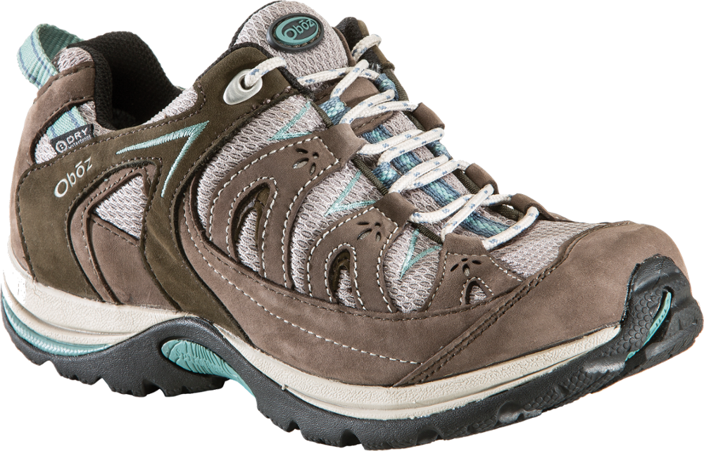 Whether you're walking your dogs in the park or hopping alpine creeks, Oboz Mystic Low BDry shoes equip you for the miles ahead with waterproof protection, cushy midsoles and grippy outsoles. - $90.73