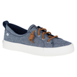 Sperry Crest Vibe Crepe Chambray Womens Shoes - $60.00