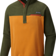 Columbia Men's Mountain Side Fleece Pullover - $38.73