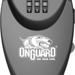 OnGuard Terrier Roller Mini Cable Lock - $13.73