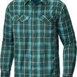 Columbia Men's Silver Ridge Lite Plaid Long-Sleeve Shirt Big Sizes - $65.00