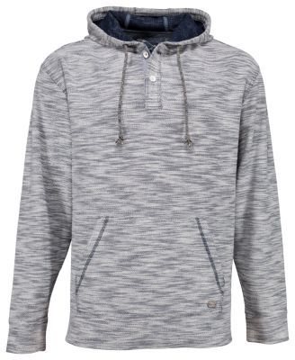 d30993bc482 The unique texture of Bob Timberlakes Mens Slub Hoodie Pullover brings both  warmth and sharp looks