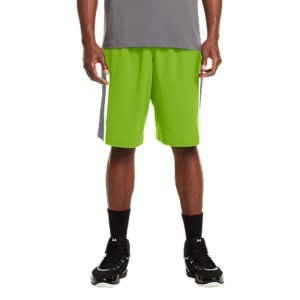 "Fast...above all else. We took the ultra-light fabric from our running shorts and redesigned it to work with the length and fit of hoop shorts. What you get is the lightest, most breathable shorts on the court. Smooth woven fabric provides all-game comfort and lightweight performanceSignature Moisture Transport System wicks sweat away from the bodyCovered elastic waistband with internal drawcordInternal waist 3"" stash pocketMesh hand pockets12"" inseamPolyesterImported - $29.99"