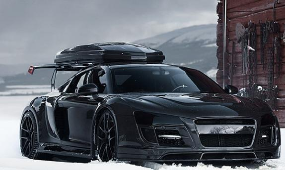 Custon Audi R8 Quot The Most Extreme Audi R8 In The World