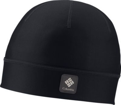 Keep your head warm with the Columbia Womens Trail Summit Beanie. Omni-Heat technology locks in your body heat while Omni-Wick wicks away moisture. Ponytail opening at back allows for long hair to be pulled back from your face. 91/9 polyester/elastane. Imported. Sizes: S/M, L/XL. Color: Black. Size: LARGE/X-LARGE. Color: Black. Gender: Female. Age Group: Adult. Material: Polyester. - $14.88